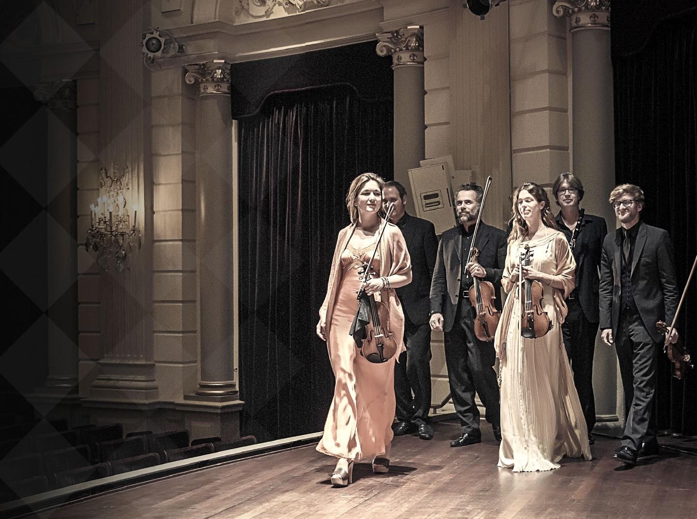 Camerata RCO - leden van het Koninklijk concergebouworkest